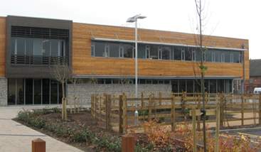 South Staffordshire College - Foster Centre for Learning