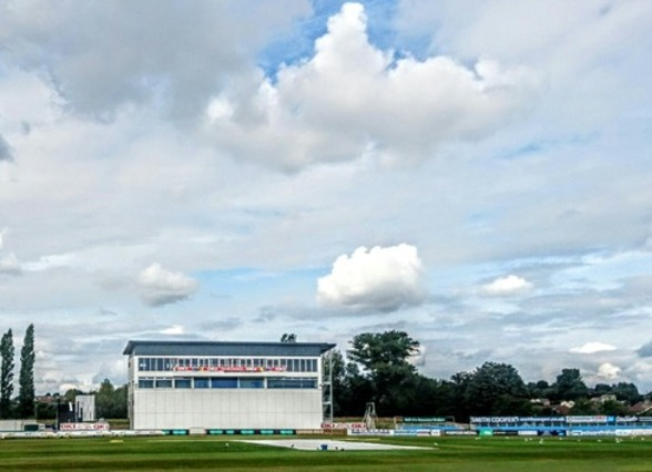OKI Business & Media Centre at Derbyshire Cricket Club, 3aaa Ground complete!